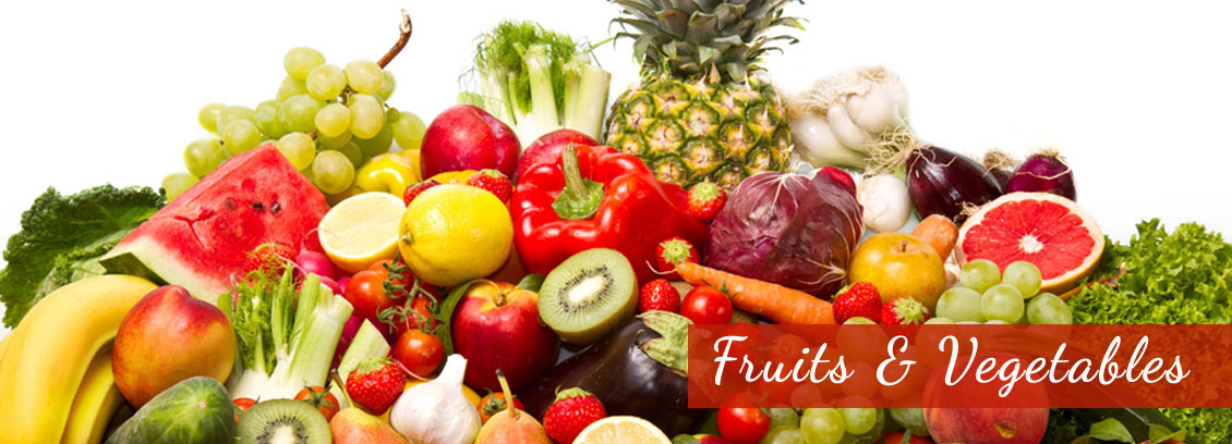 Fruits, Vegetables and animal product exporters